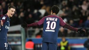 PSG Dijon Ligue 1 01172018