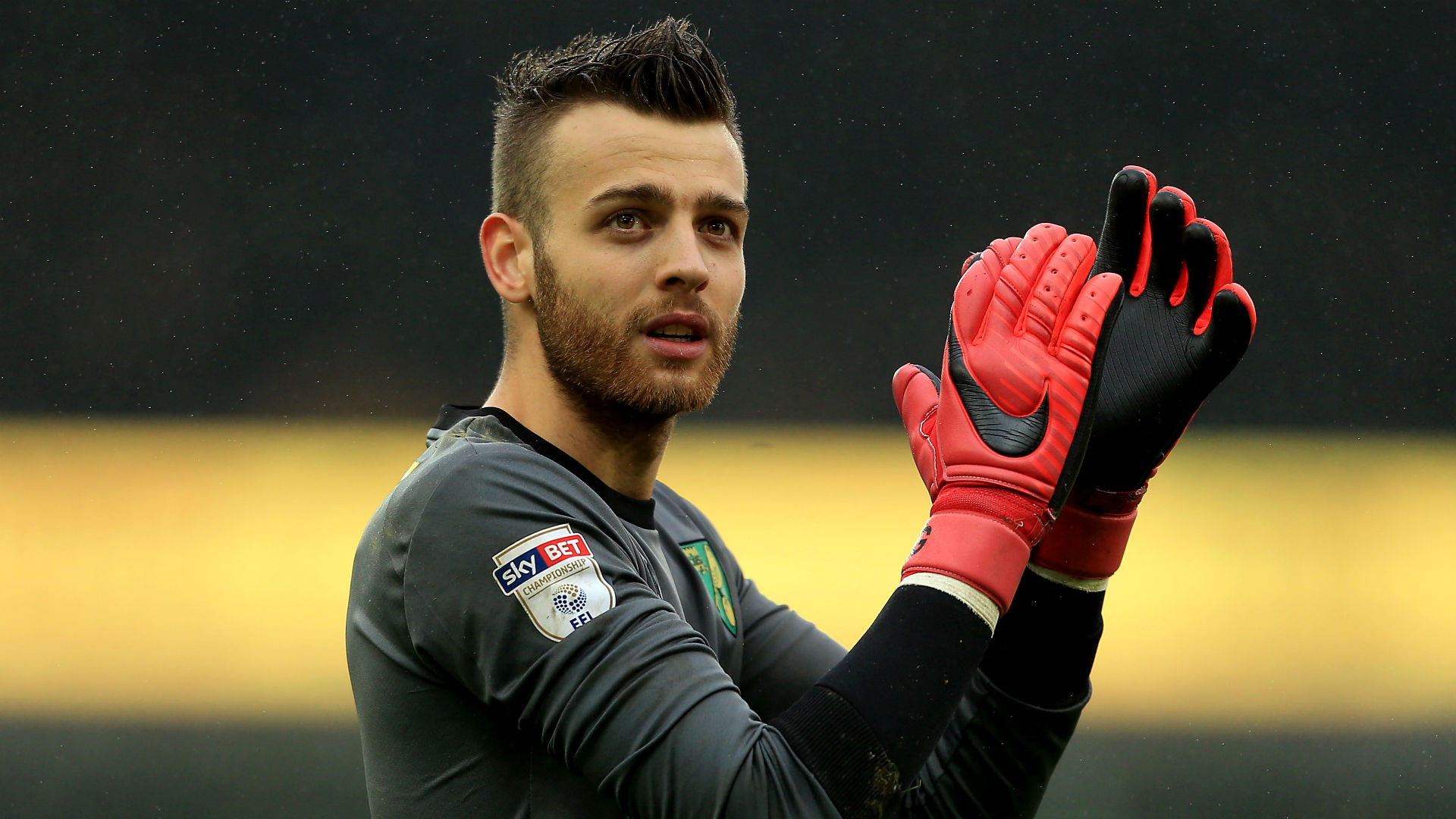Southampton in talks to sign Manchester City goalkeeper Angus Gunn for £15m