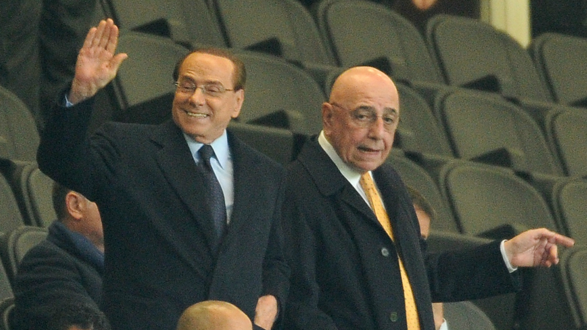 Berlusconi - Galliani