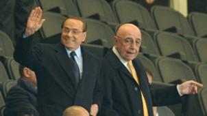 Berlusconi - Galliani