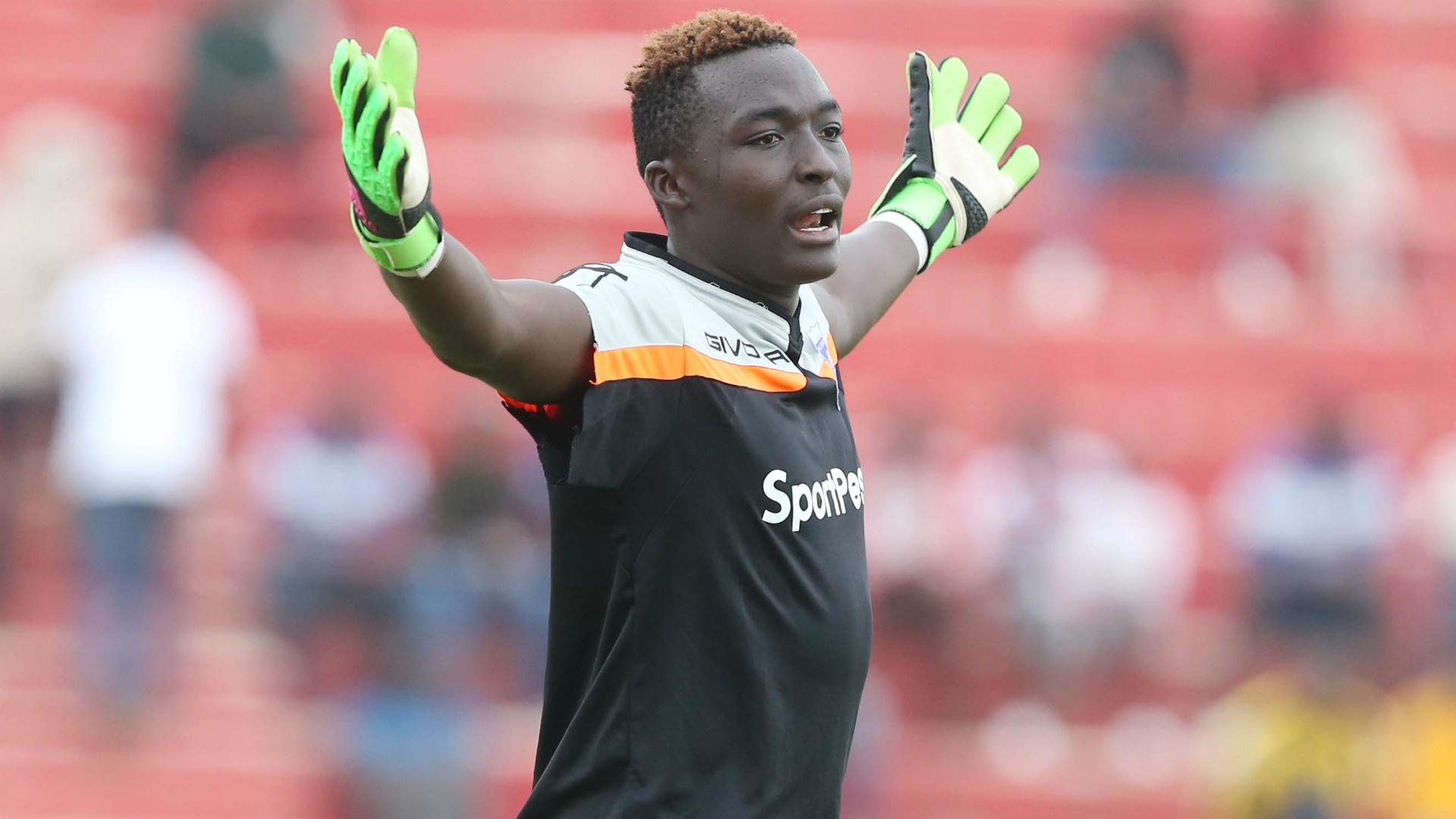 AFC Leopards keeper Ian Otieno