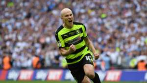 Aaron Mooy Huddersfield Town v Reading Championship 29052017