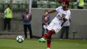 Henrique Dourado Fluminense Atlético-MG Brasileirão Serie A 22 05 2017