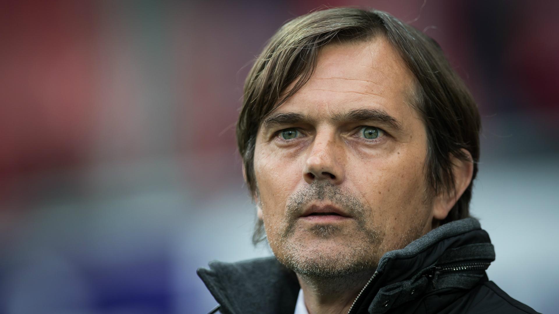 Phillip Cocu, PSV, Eredivisie, 04012017