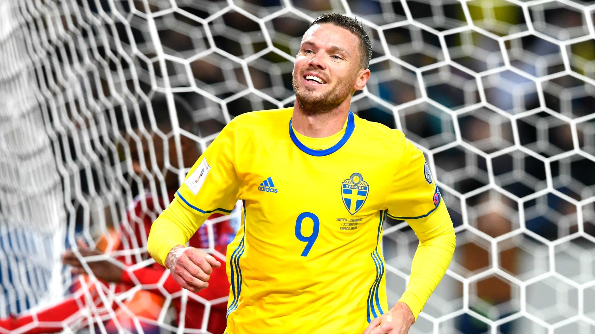 Marcus Berg Sweden