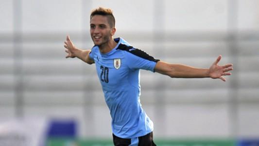 Rodrigo Bentancur Uruguay U20
