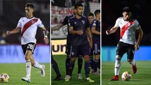 Lucas Martinez Quarta Luciano Lollo Jorge Moreira River Plate 2018