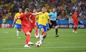 De Bruyne vs Coutinho