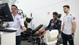 Neymar treino Granja Comary 23 05 2018
