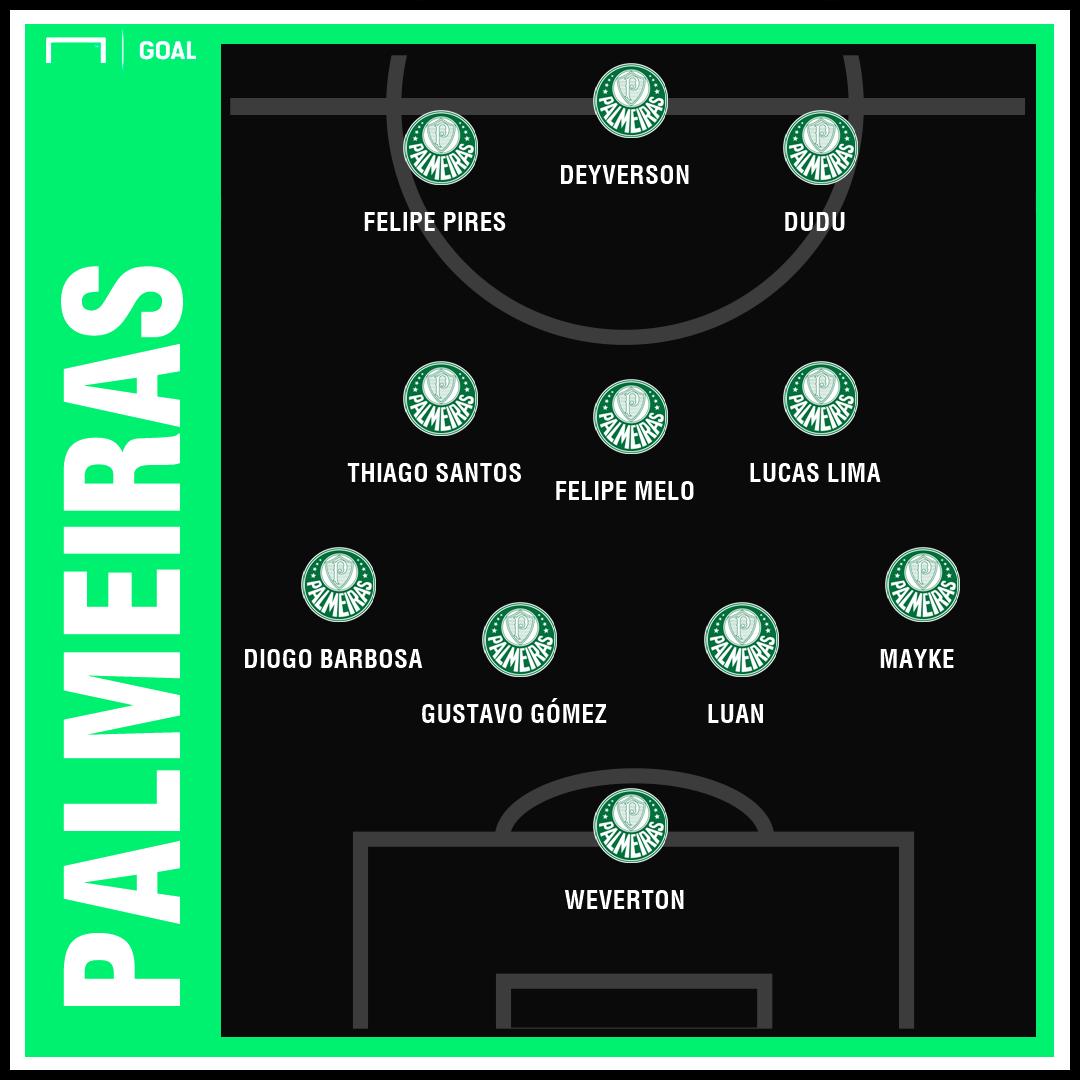 Palmeiras 190119
