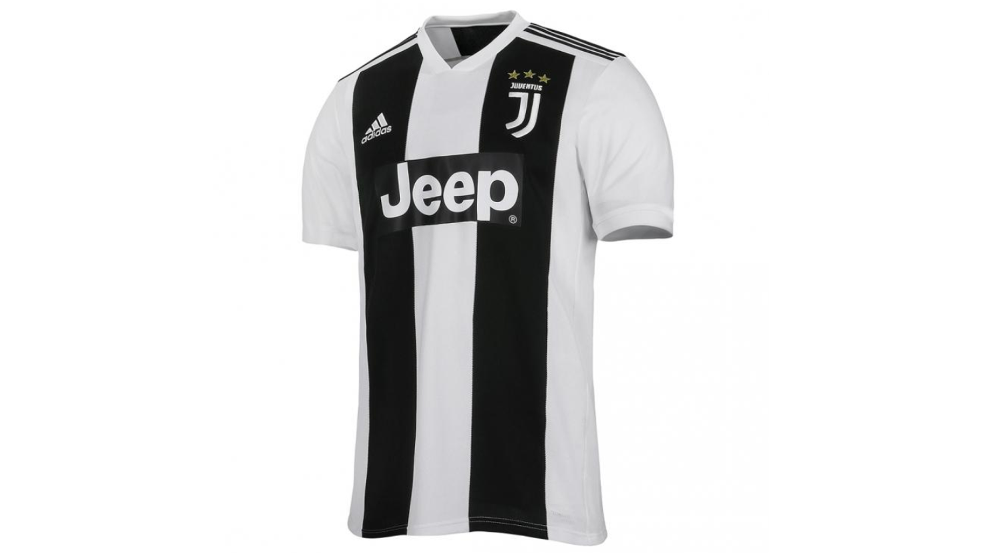 Juventus, ecco la nuova maglia: esordio sabato contro il Verona