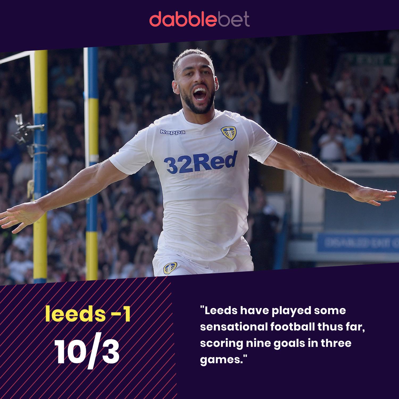 Swansea Leeds graphic