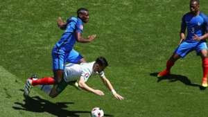 Paul Pogba Shane Long France Ireland UEFA Euro 2016 26062016