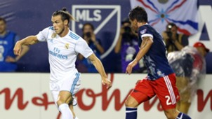 Gareth Bale Hernan Grana MLS All-Stars Real Madrid