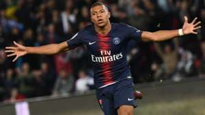 Paris Saint-Germain PSG Kylian Mbappe 07102018