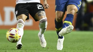 Boca River Piernas Superliga 2018