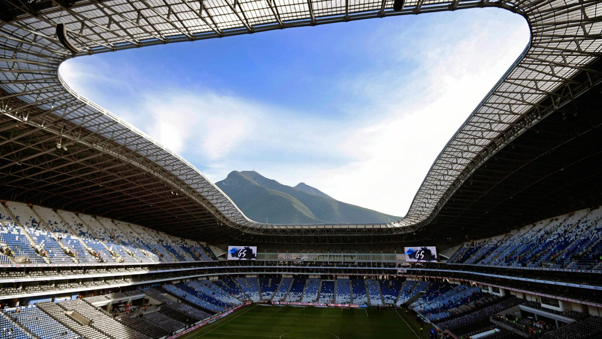 Estadio BBVA Bancomer Monterrey