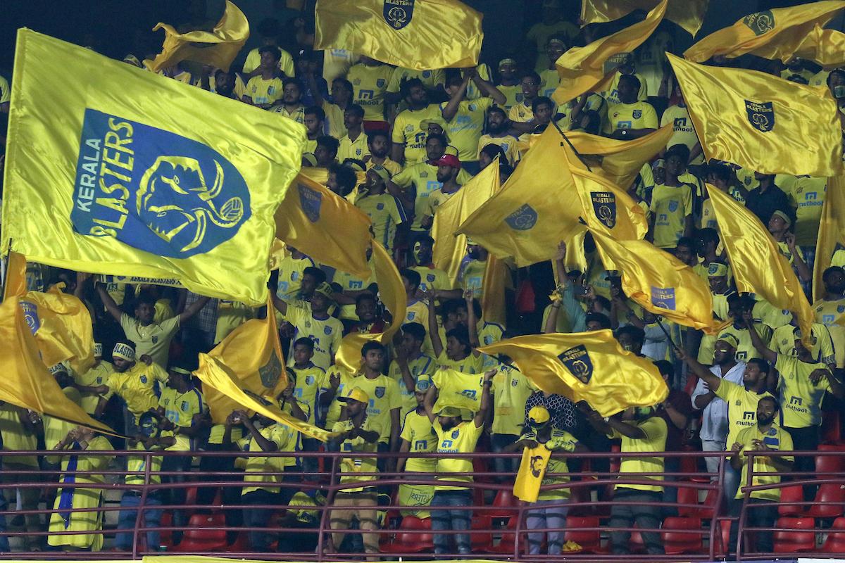 Kerala Blasters Manjappada
