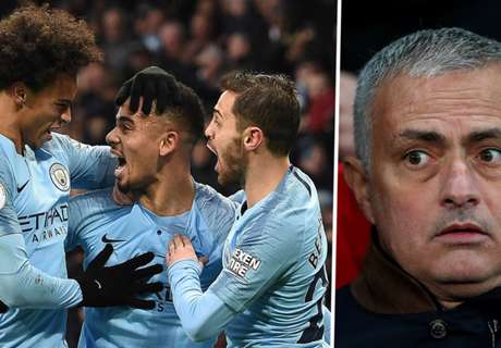 Man City leapfrog Liverpool - now any chance of a favour, Jose?!