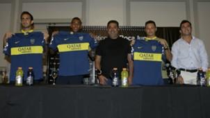 Boca Refuerzos 2018 Presentacion