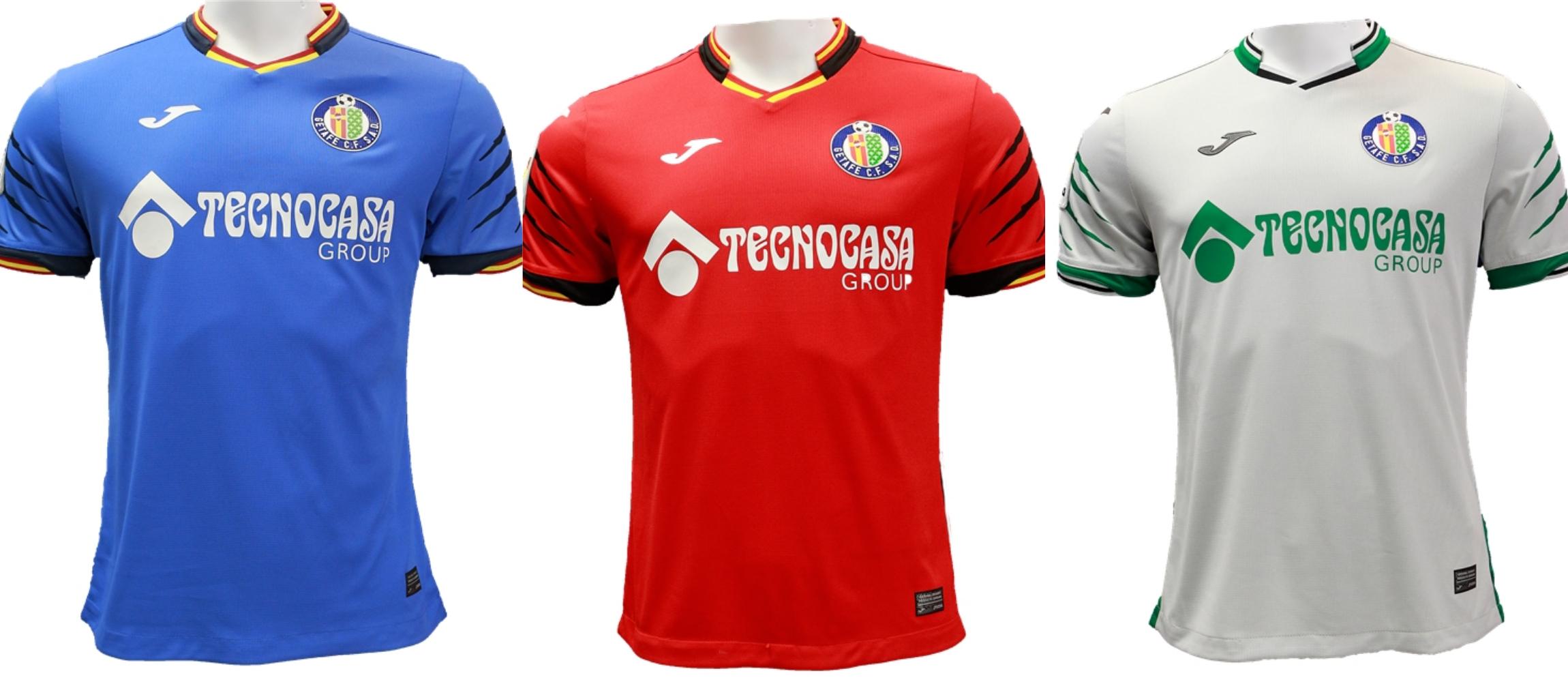 Camisetas LaLiga 18-19