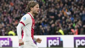 Lasse Schone, Ajax, Eredivisie 02112018