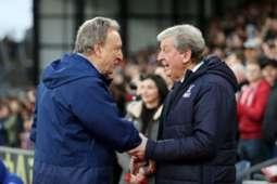 Neil Warnock - Roy Hodgson