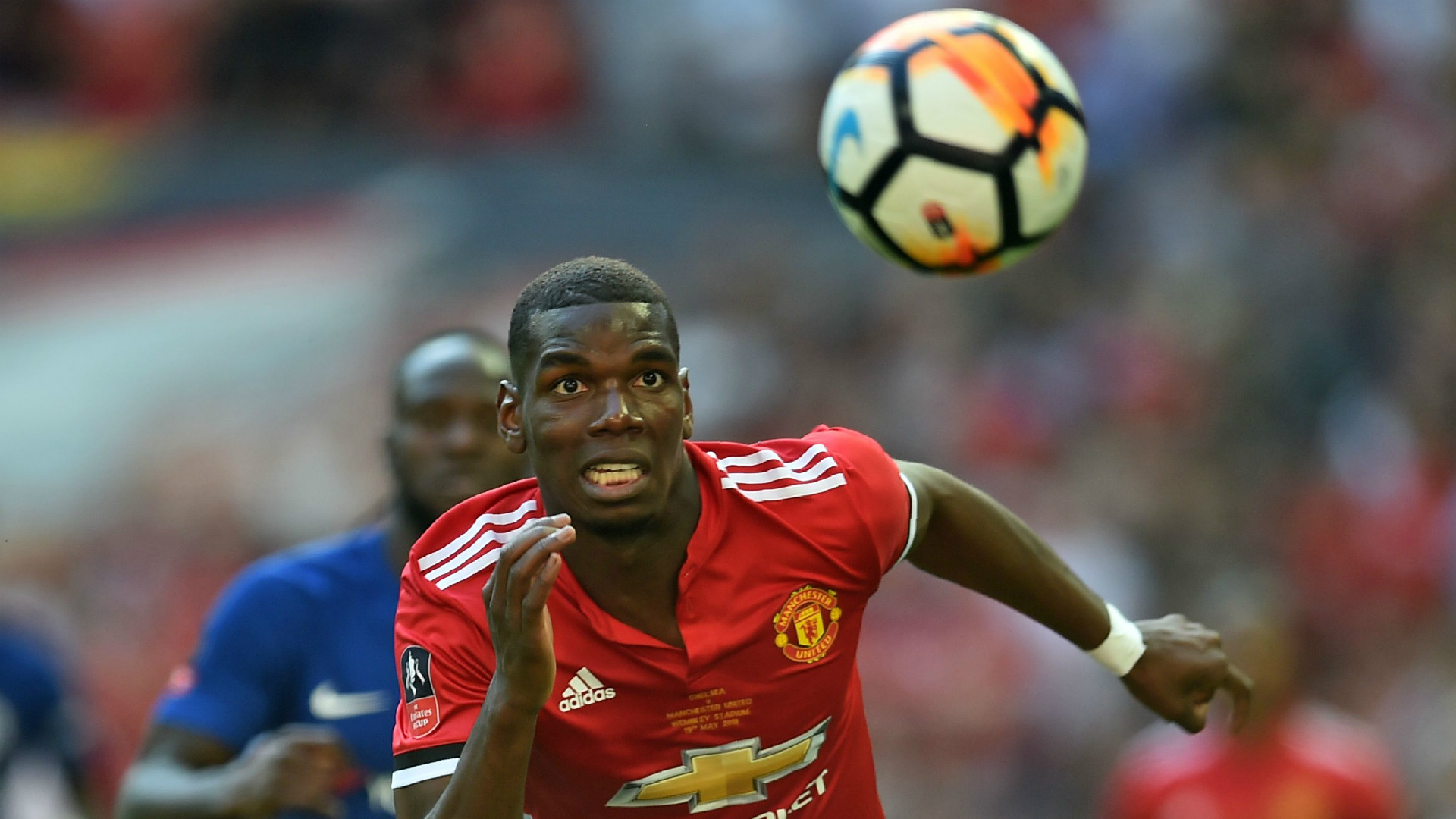 Pual Pogba FC Cup Chelsea Manchester United 19052018