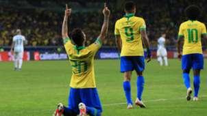 Firmino Brazil Argentina Copa America 02072019
