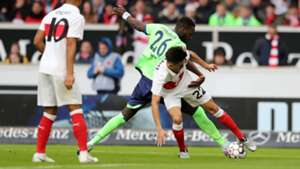 Nicholas Gonzalez VfB Stuttgart 22122018