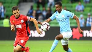 Shayon Harrison Melbourne City