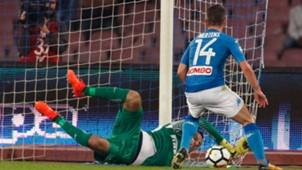 Mertens - Napoli-Inter
