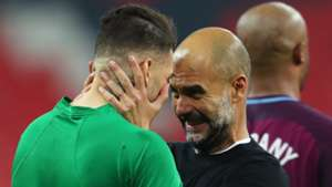 'Guardiola was p*ssed off!' - Ederson admits revealing penalty ambitions angered Pep
