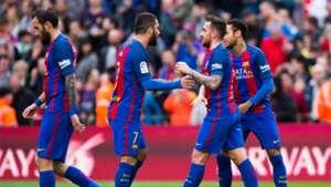 Barcelona Athletic Bilbao Paco Alcacer