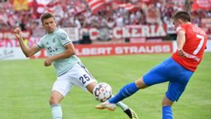 Drochtersen FC Bayern 08/18