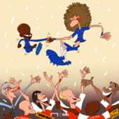 Cartoon: Chelsea save the Invincibles