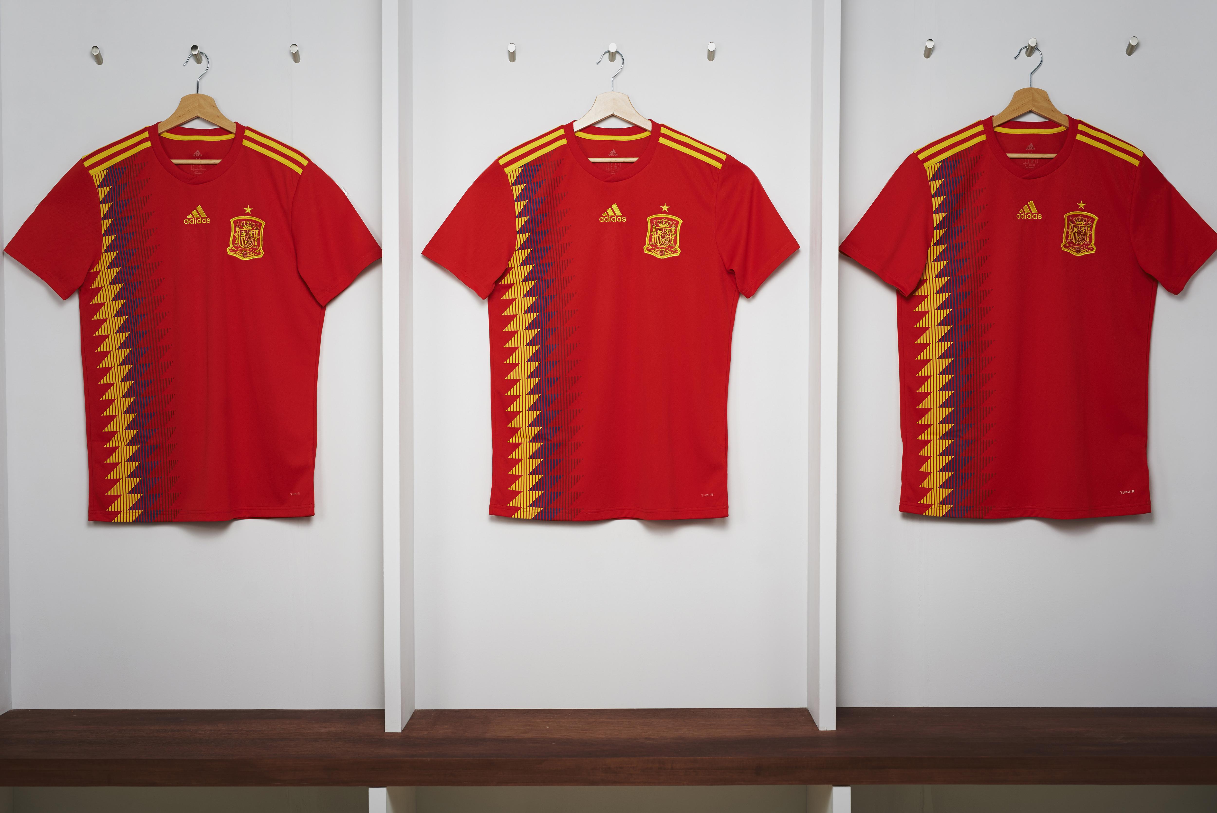 Colombia también tendrá camiseta naranja edición especial