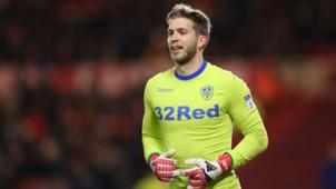 Felix Wiedwald Leeds United 02032018