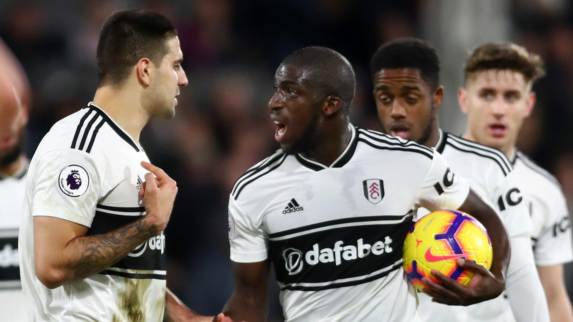 Aboubakar Kamara Fulham 2018-19