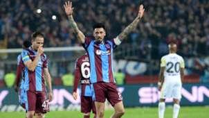 Jose Sosa Trabzonspor