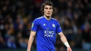 Caglar Soyuncu Leicester City