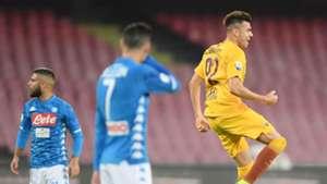 Stephan El Shaarawy Napoli Roma Serie A
