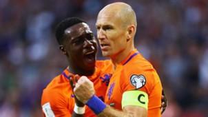 Robben Promes Netherlands Bulgaria 09032017