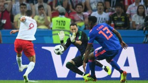 240618 Polonia Colombia - Robert Lewandowski . David Ospina . Yerry Mina