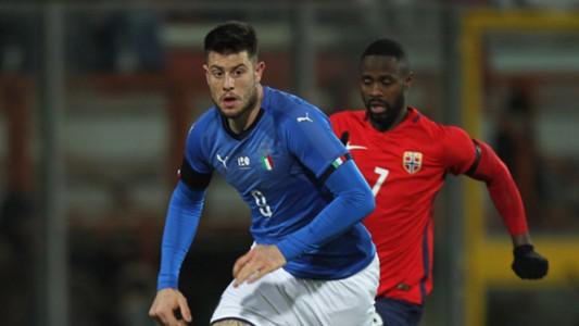 Alberto Cerri Italy U21