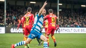 Bram van Polen, PEC Zwolle, Eredivisie, 03192017