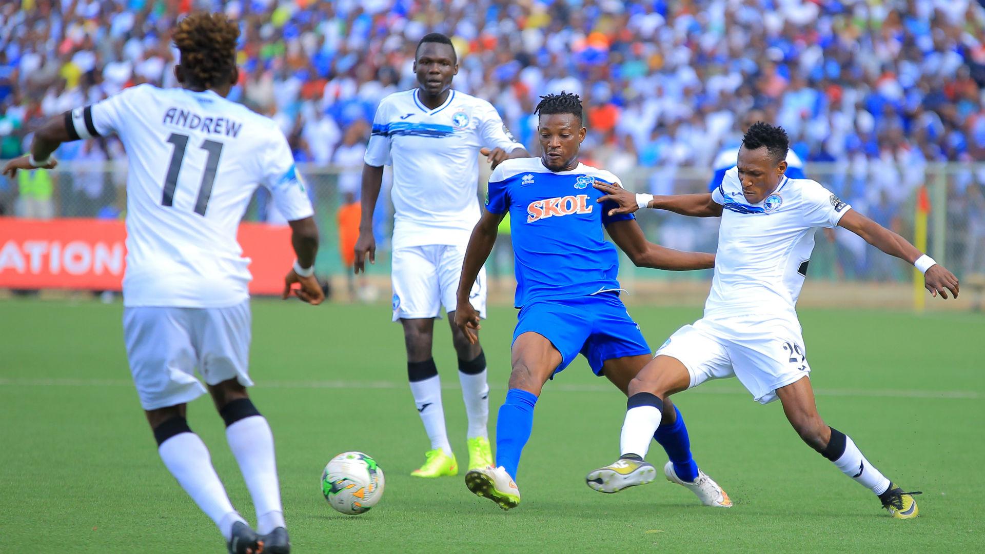 Prosper Dunk, Rayon Sports, Wasiu Alalade, Enyimba, Andrew Abalaogu