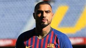 Kevin-Prince Boateng Barcelona 2018-19