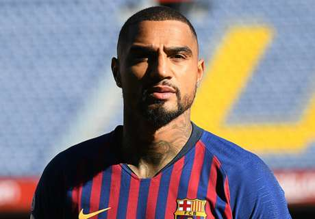 Shock Barca buy Boateng reborn as a false nine
