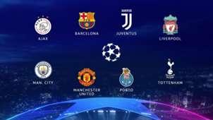 Rivales Champions Barcelona